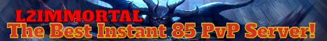 L2Immortal Instant 85 PvP