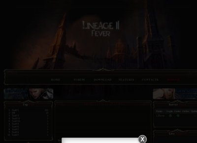 Gameguard Lineage 2 Servers - dnspast